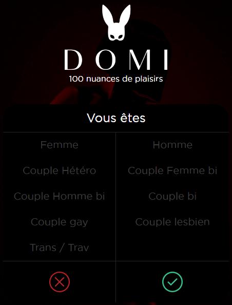 domi.com préférence
