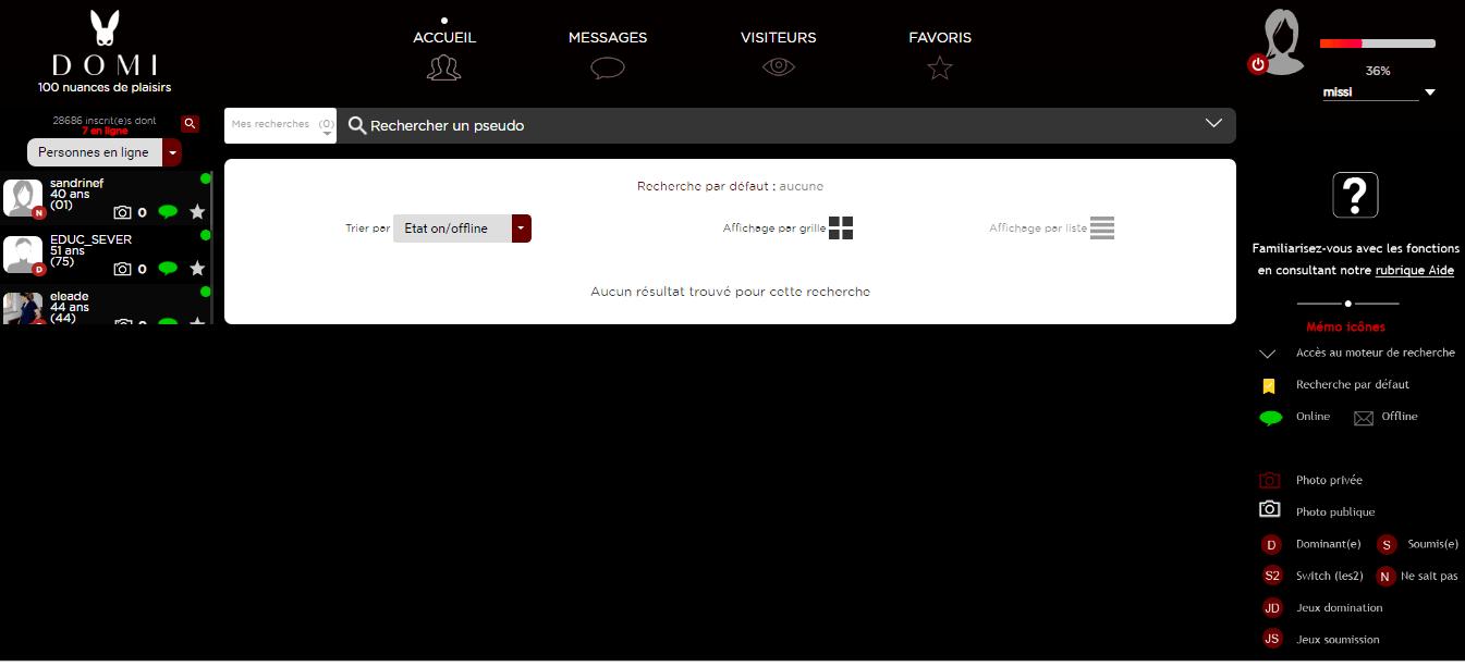 Domi.com accueil